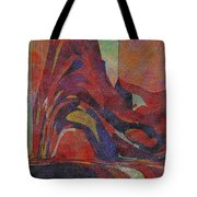 0910 Abstract Thought Tote Bag