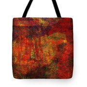 0911 Abstract Thought Tote Bag