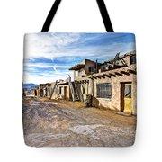 0926 Sky City - New Mexico Tote Bag