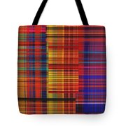 0942 Abstract Thought Tote Bag