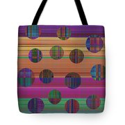 0948 Abstract Thought Tote Bag