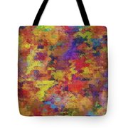 0955 Abstract Thought Tote Bag