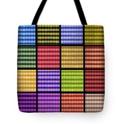 0977 Abstract Thought Tote Bag