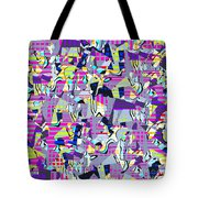 0978 Abstract Thought Tote Bag