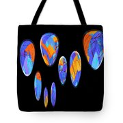 0986 Abstract Thought Tote Bag