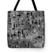 0992 Abstract Thought Tote Bag