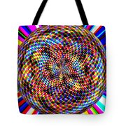 0994 Abstract Thought Tote Bag