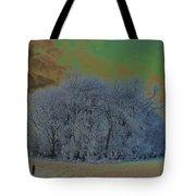 An Irish Winter Scene Tote Bag