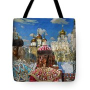 Dachshund Art Canvas Print Tote Bag