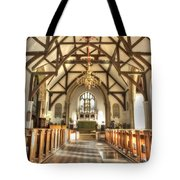 Plaxtol Church  Tote Bag