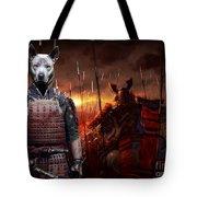 Thai Ridgeback Art Canvas Print Tote Bag