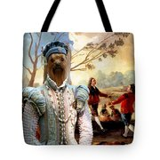 Yorkshire Terrier Art Canvas Print Tote Bag