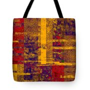 0161 Abstract Thought Tote Bag