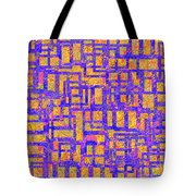0194 Abstract Thought Tote Bag