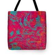 0217 Abstract Thought Tote Bag