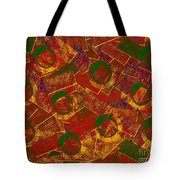 0255 Abstract Thought Tote Bag