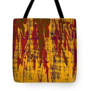 0280 Abstract Thought Tote Bag