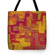 0296 Abstract Thought Tote Bag