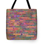 0310 Abstract Thought Tote Bag