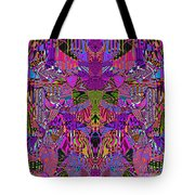 0317 Abstract Thought Tote Bag