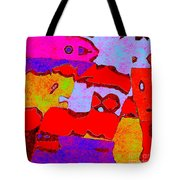 0319 Abstract Thought Tote Bag