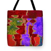 0322 Abstract Thought Tote Bag