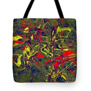 0399 Abstract Thought Tote Bag