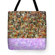 0415 Abstract Thought Tote Bag