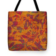 0450 Abstract Thought Tote Bag