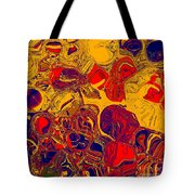 0576 Abstract Thought Tote Bag