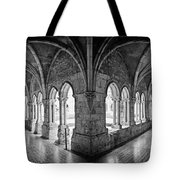13th Century Gothic Cloister Tote Bag