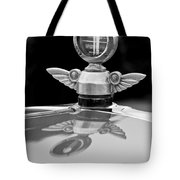 1927 Chandler 4-door Hood Ornament Tote Bag