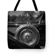 1929 Duesenberg Model J Covertible Coupe By Murphy Tote Bag