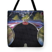 1930 Bugatti Type 50 Drop Head Coup Tote Bag