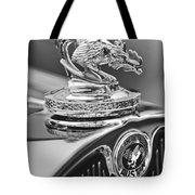 1931 American Austin Roadster Hood Ornament Tote Bag