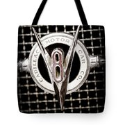 1931 Cadillac Emblem Tote Bag