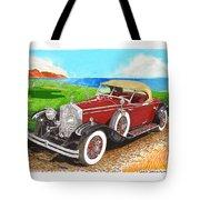 Rolls Royce Henley Roadster Tote Bag
