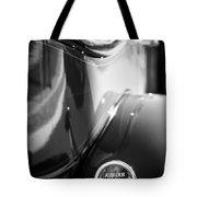 1932 Auburn Twelve Custom Phaeton Taillight Emblem Tote Bag