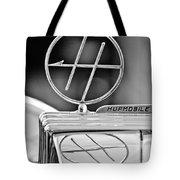 1932 Hupmobile Custom Roadster Hood Ornament Tote Bag