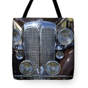 1933 Chrysler Imperial - Cl Phaeton Tote Bag