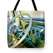 1933 Pontiac Steering Wheel -0463c Tote Bag