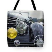 1935 Delage Tote Bag