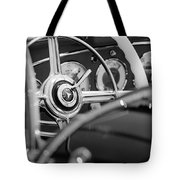 1936 Mercedes-benz 540 Special Roadster Steering Wheel Tote Bag