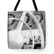 1937 Cord 812 Phaeton Dashboard Instruments Tote Bag