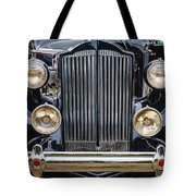 1937 Packard Super 8 Tote Bag