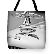 1937 Railton Rippon Brothers Special Limousine Hood Ornament Tote Bag
