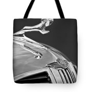 1938 Dodge Hood Ornament Tote Bag