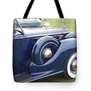 1938 Packard Tote Bag