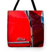 1939 Ford Grille Tote Bag