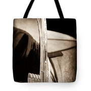 1940 Ford Hood Ornament Tote Bag